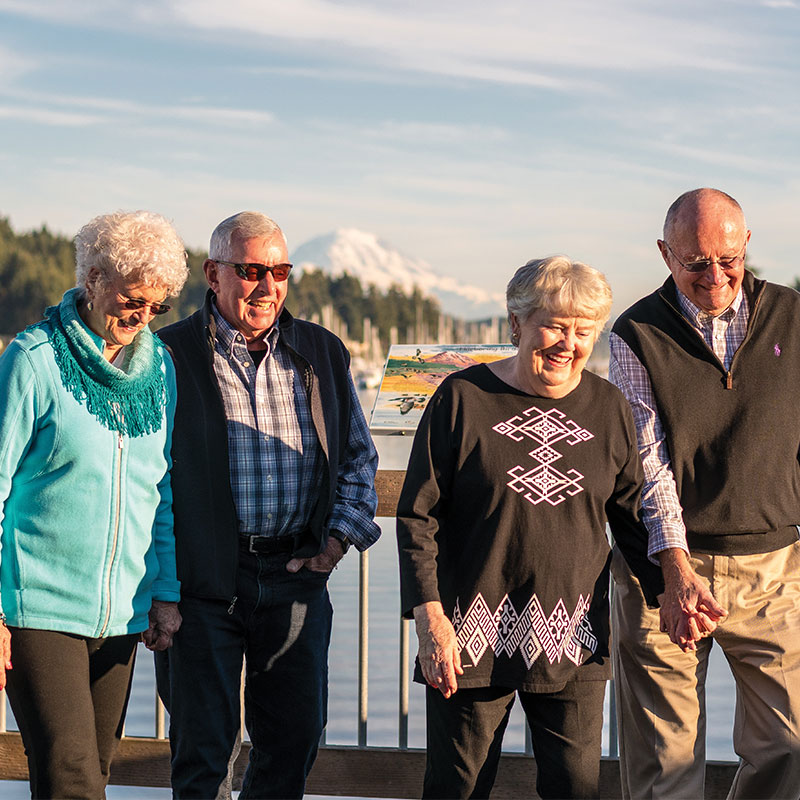 Independent Living in Gig Harbor WA Heron s Key