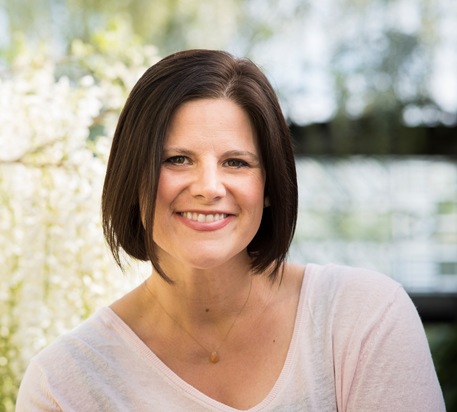 Suzi Entwistle, Spiritual Wellness Coordinator at Heron's Key