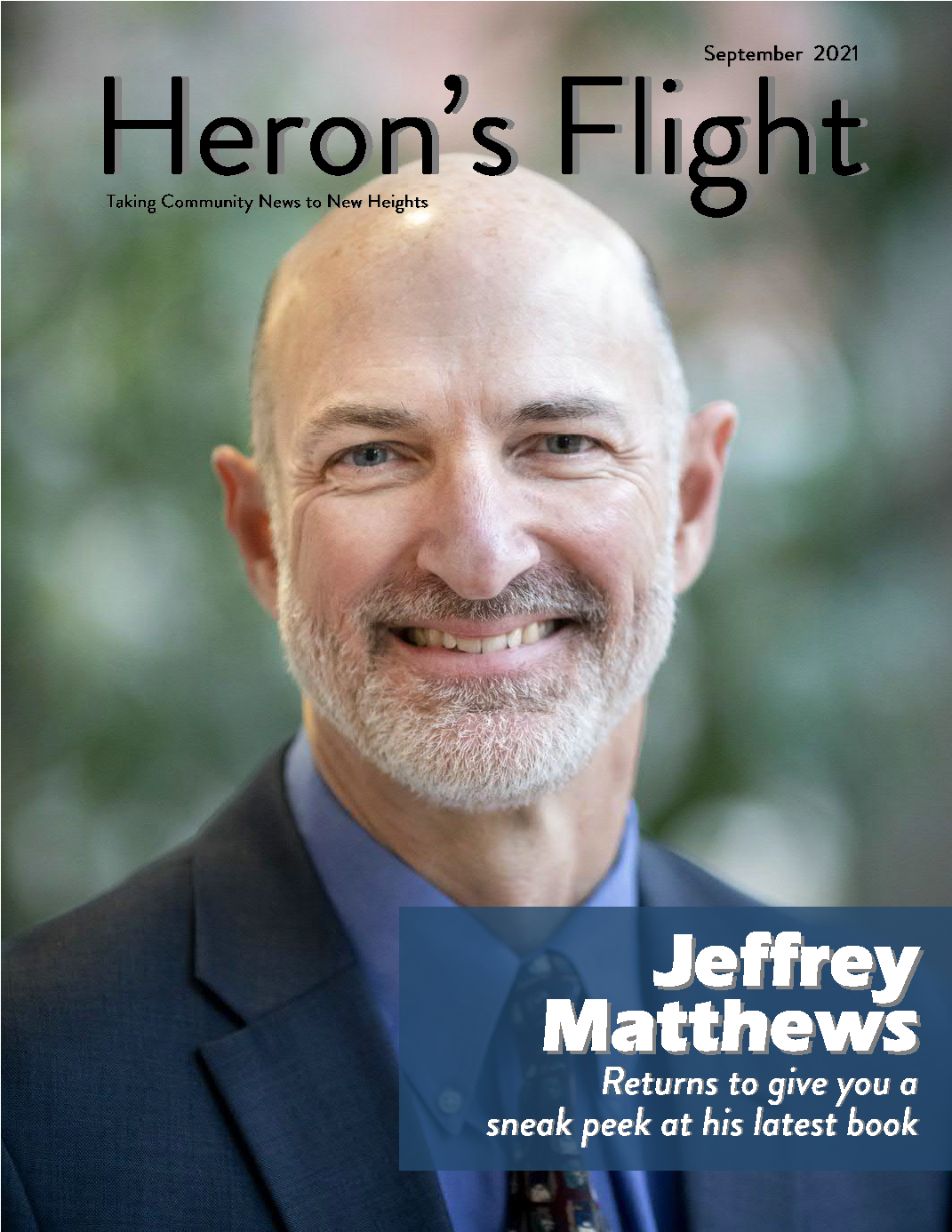 Heron's Key September 2021 Newsletter